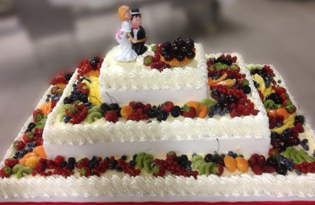 Wedding Cake Luxury Italian Wedding Svadba Italianski Brak Po